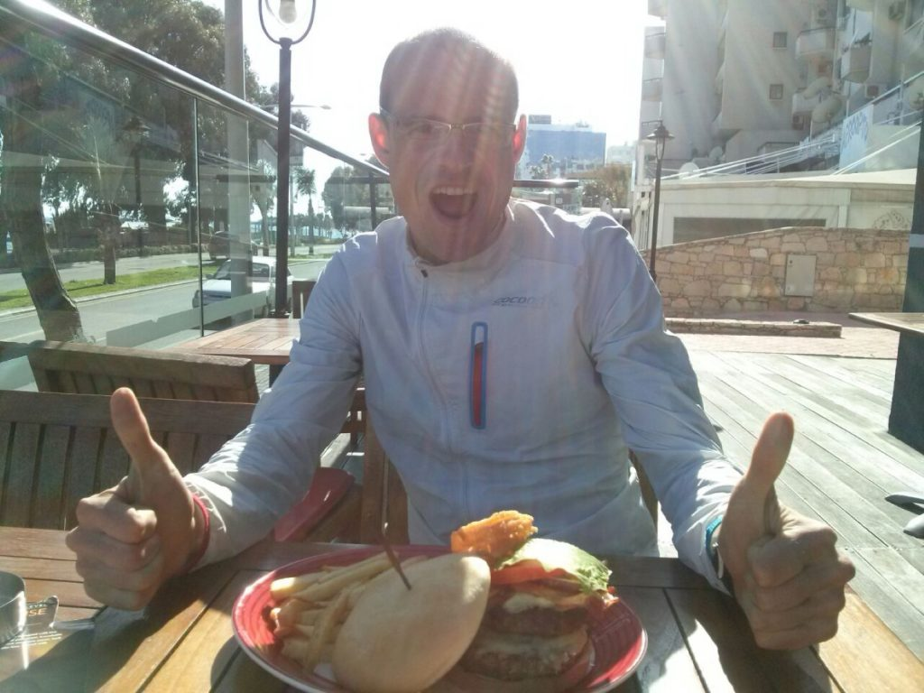Burger Fridays Limassol Zypern
