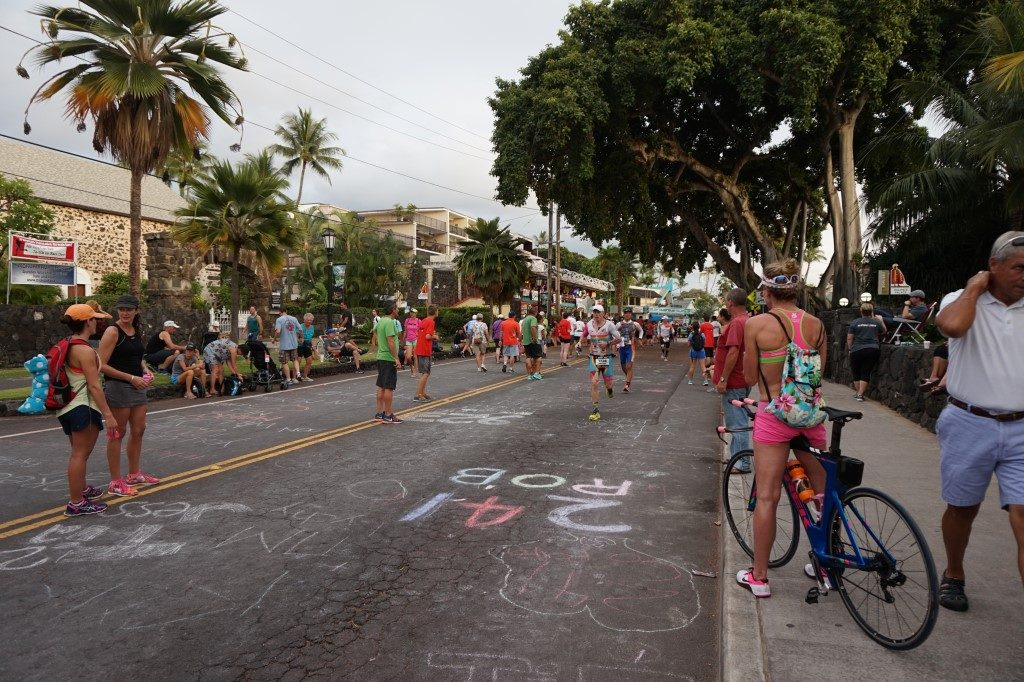Laufen Laufstrecke Kona Ironman Hawaii Big Island