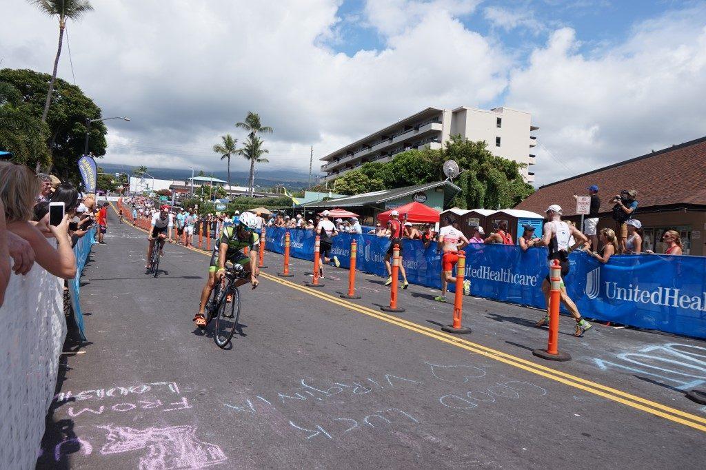 Rad Radfahren Ironman Hawaii Kona Big Island