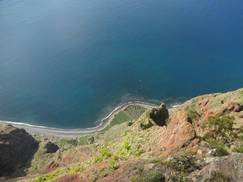 Cabo Girao Aussicht Plattform Steilküste Madeira