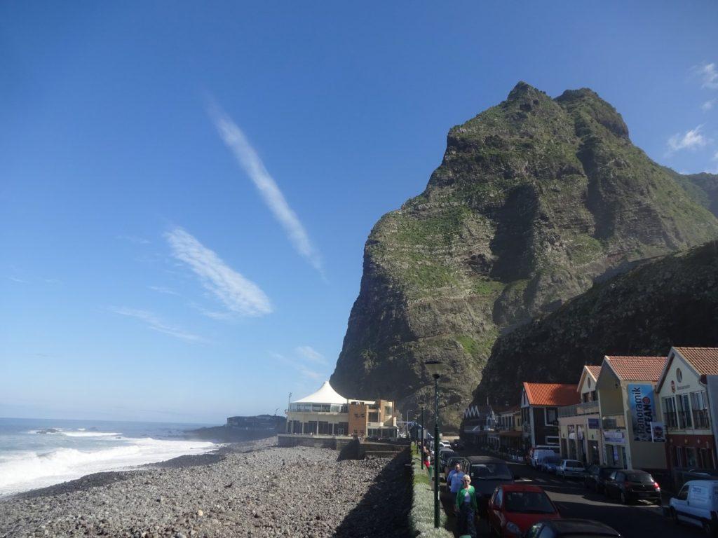 Sao Vicente Nordküste Madeira