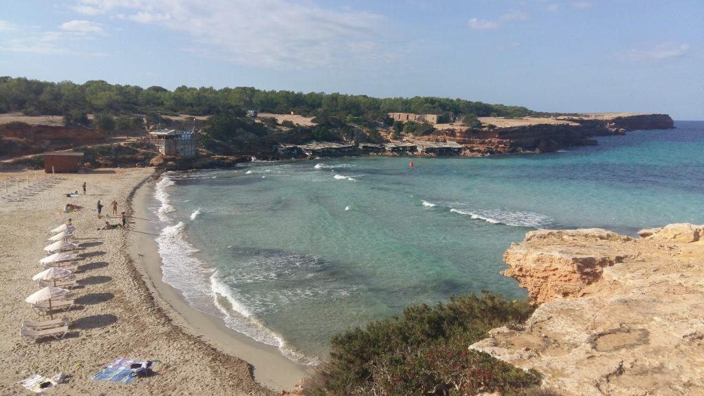Cala Soana Strand Formentera