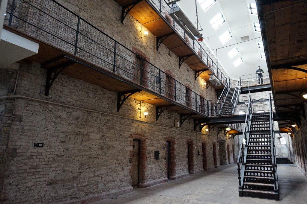 Cork City Gaol Gefängnis Irland