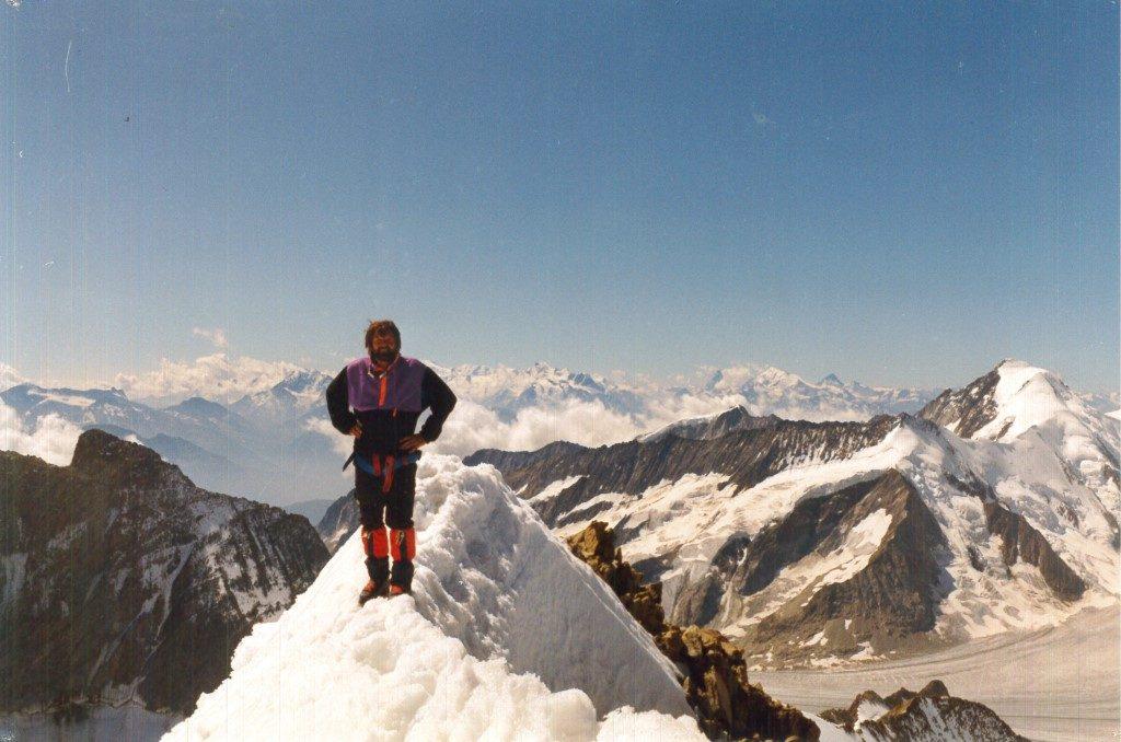 Bergwandern Bergsteigen Bergtouren Expeditionen Dietrich Eberle