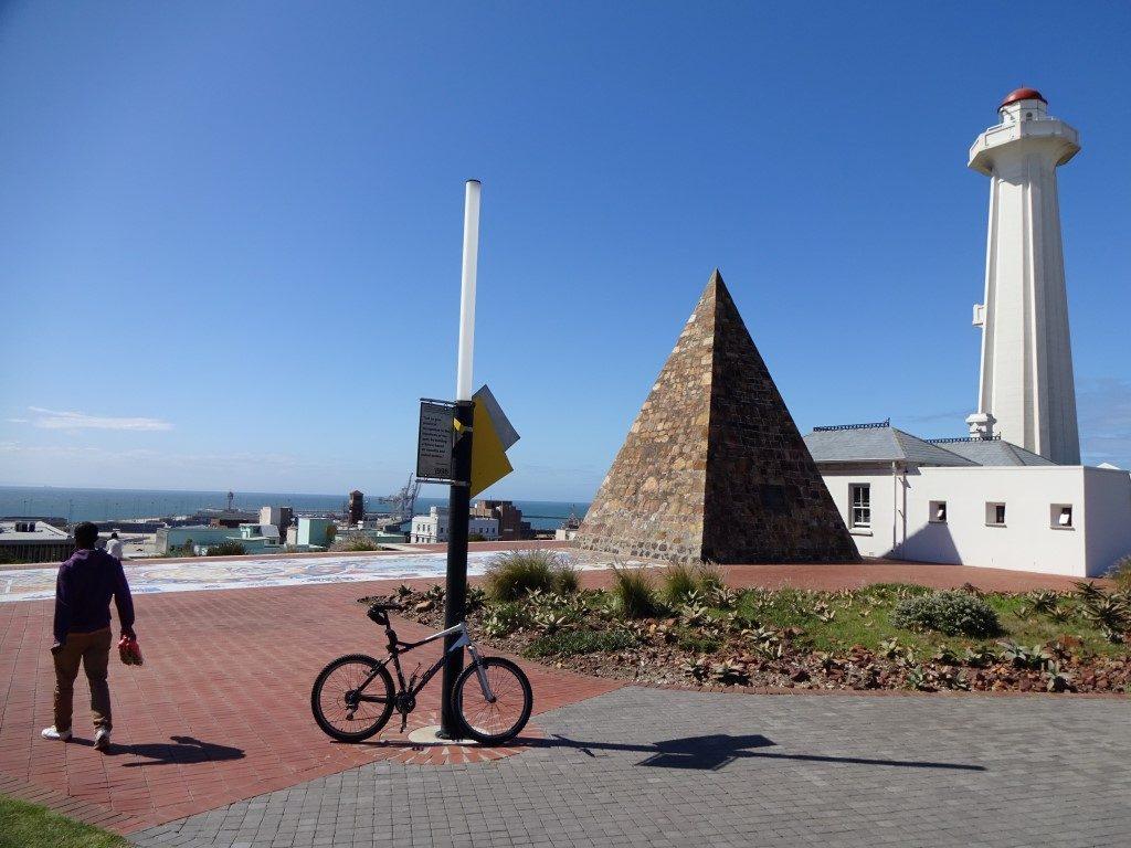 Donkin Reserve Port Elizabeth Südafrika