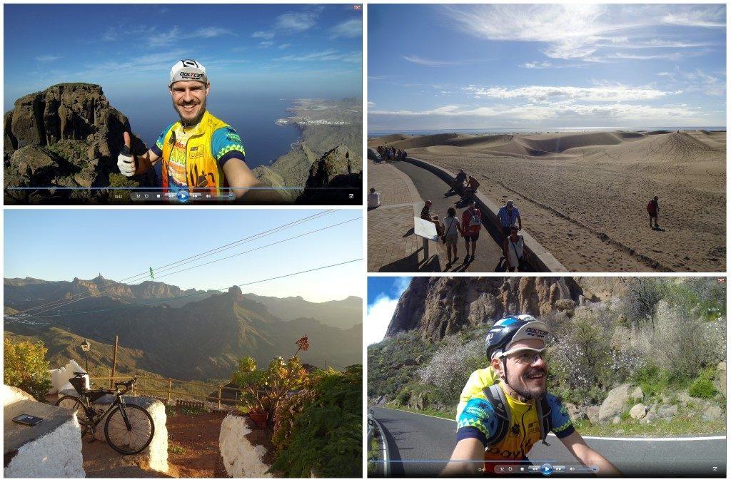 Gran Canaria Kanaren Kanarische Inseln Radtour Triathlon Training