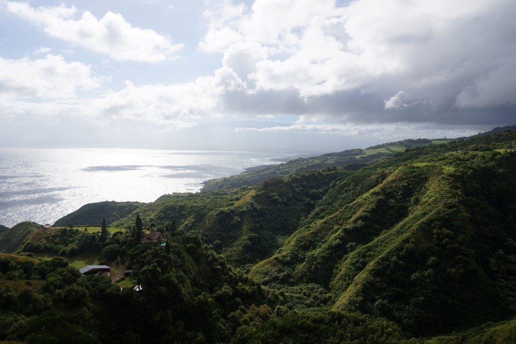 Kahakuloa Maui Hawaii