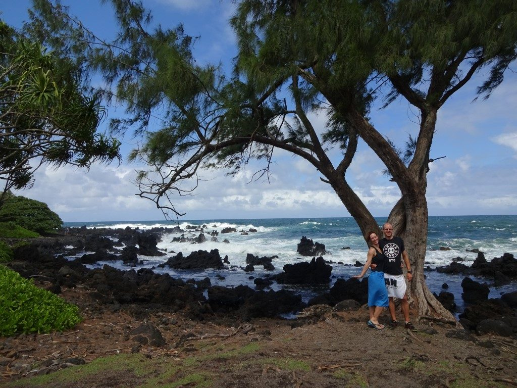 Ke'Anae Point Road to Hana Maui Hawaii