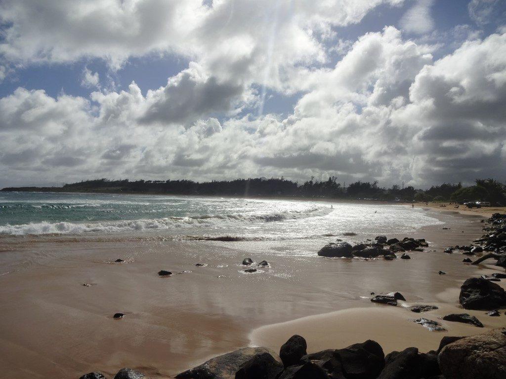 Kealia Beach Kauai Hawaii