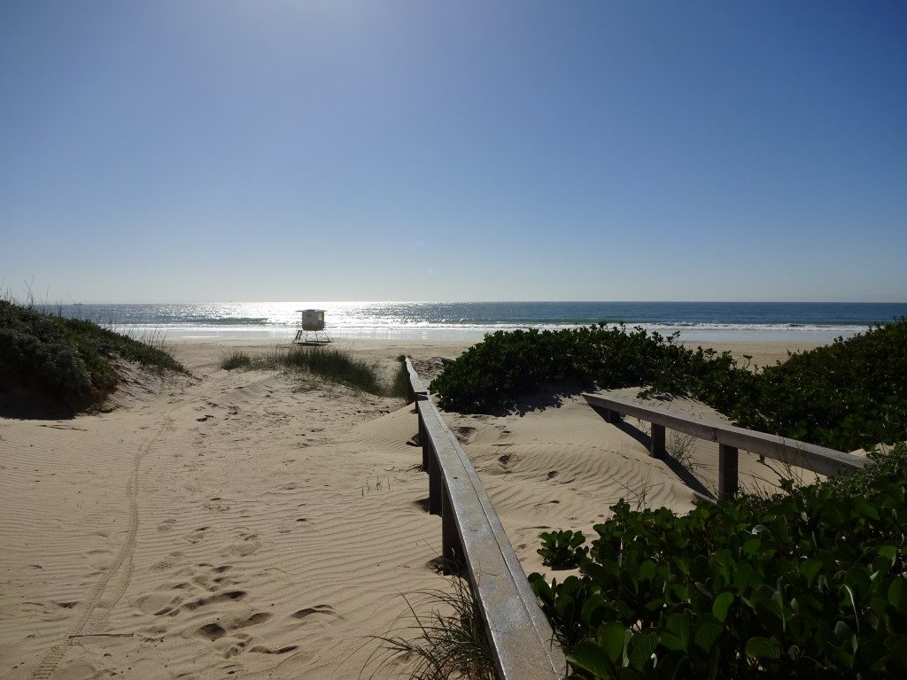 Kings Beach Humewood Port Elizabeth Südafrika