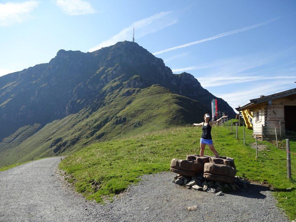 Harschbichl Lift Kitzbühel Horn Tirol Österreich