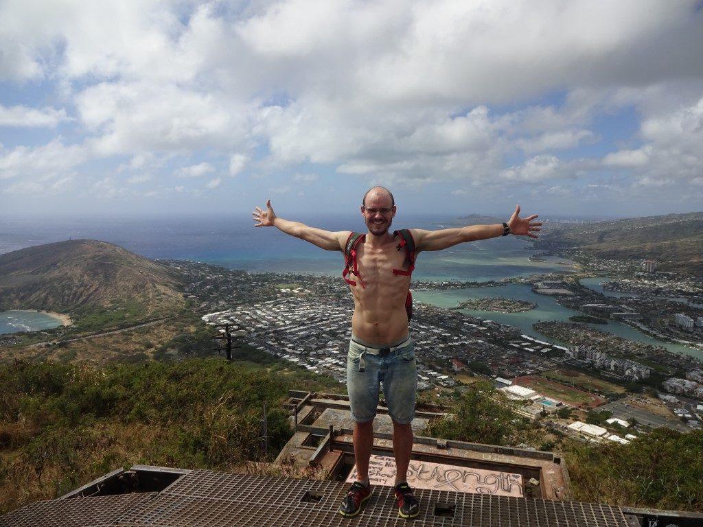 Ausblick Koko Head Oahu Hawaii