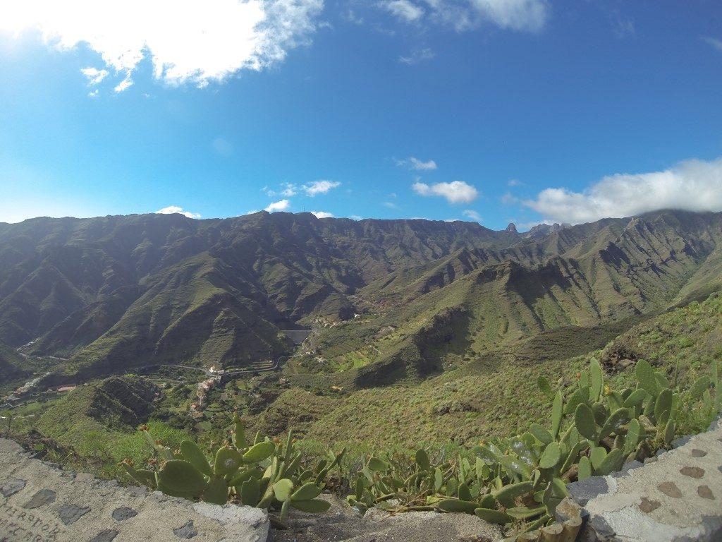 La Gomera grüne Insel Kanaren