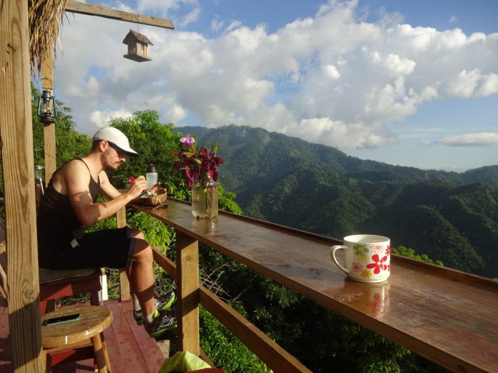 Bloom Aussicht Blue Mountains Jamaika