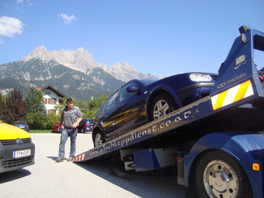 Motorschaden Auto Golf Österreich