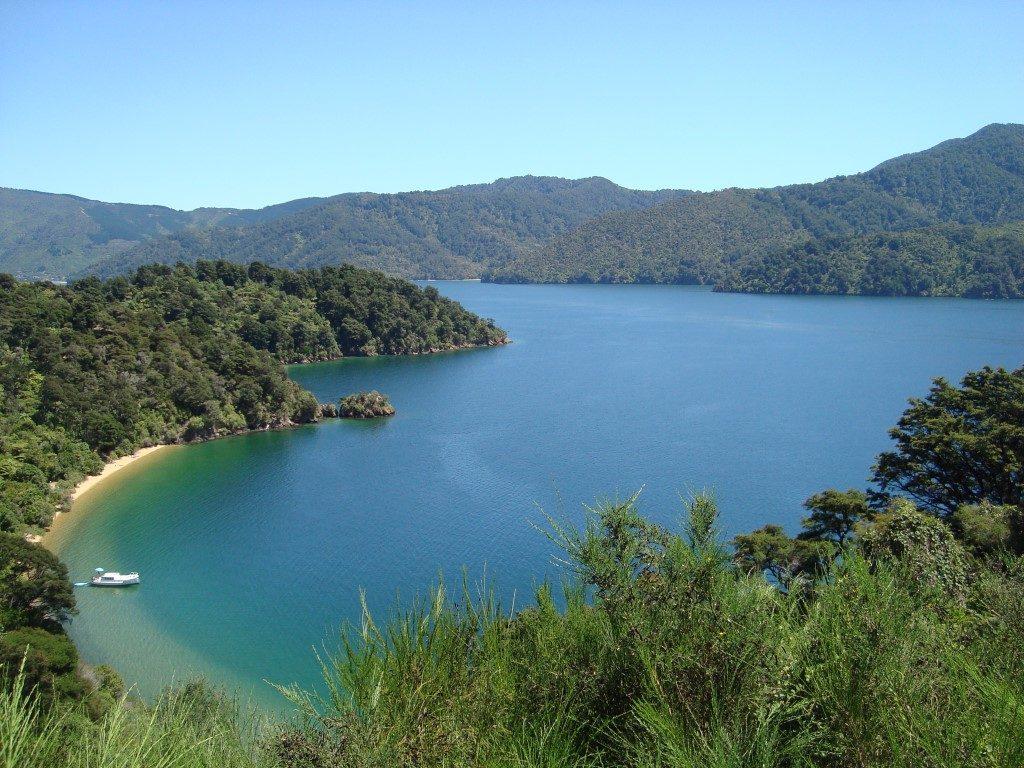 Ngakuta Bay Bucht Paradies traumhaft Südinsel Neuseeland