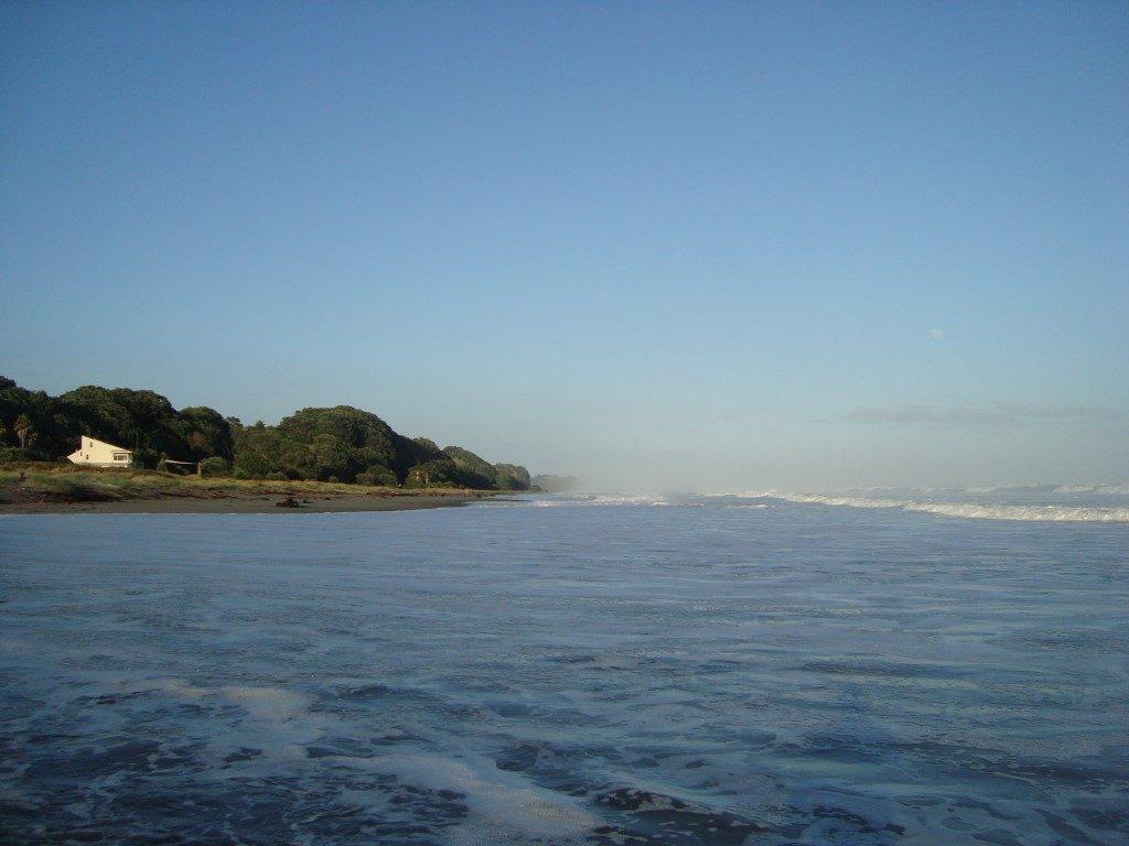 Strand Beach House Hostel Opotiki Nordinsel Neuseeland