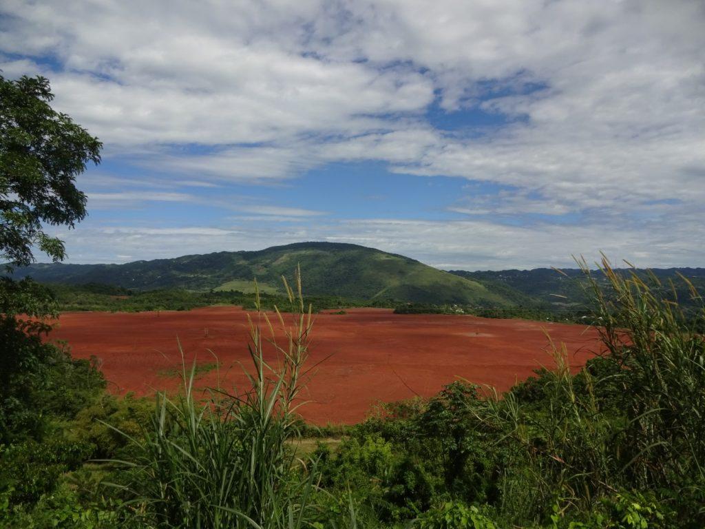Matsch Sumpf See Jamaika