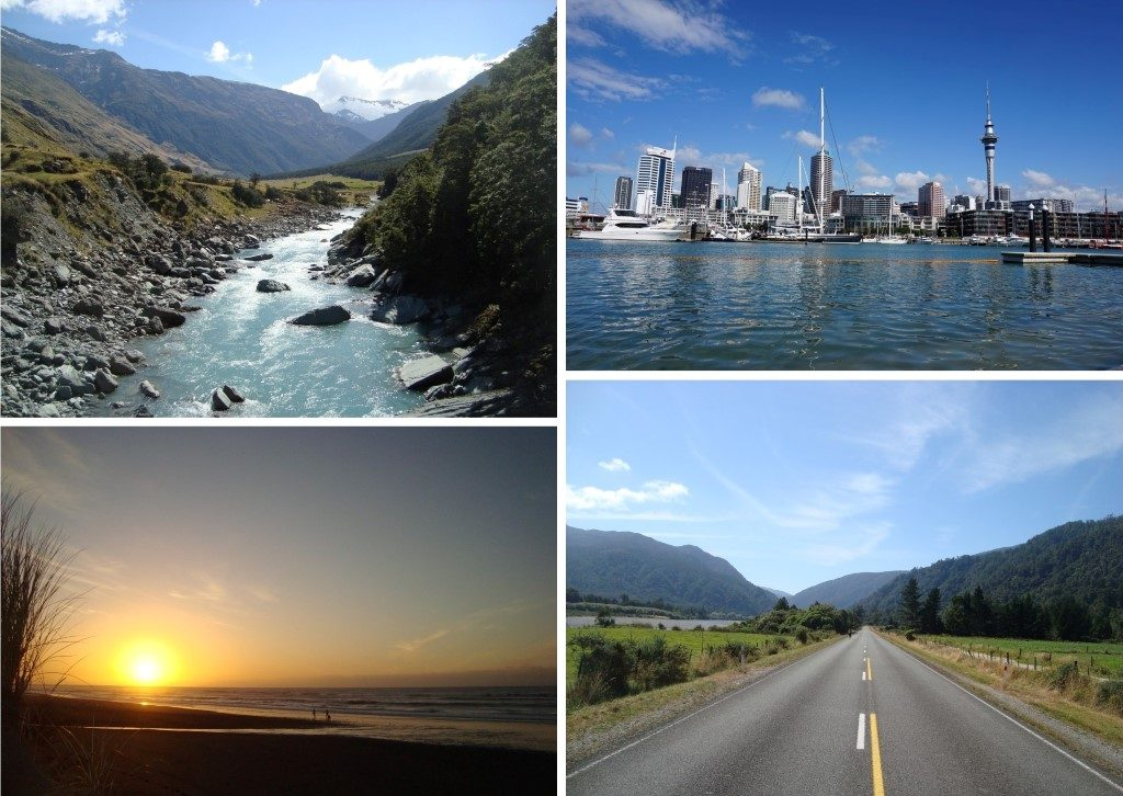 Rundreise Südinsel Neuseeland