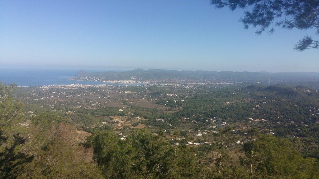 Sa Talaiassa höchster Berg Ibiza