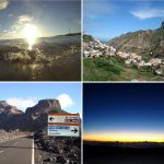 Teneriffa La Gomera Training Urlaub Rad Radfahren Vulkan