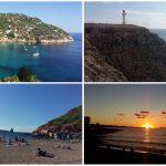 Ibiza Formentera Training Rad Schwimmen Laufen