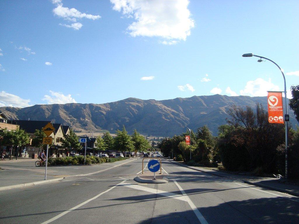 Wanaka Challenge Südinsel Neuseeland