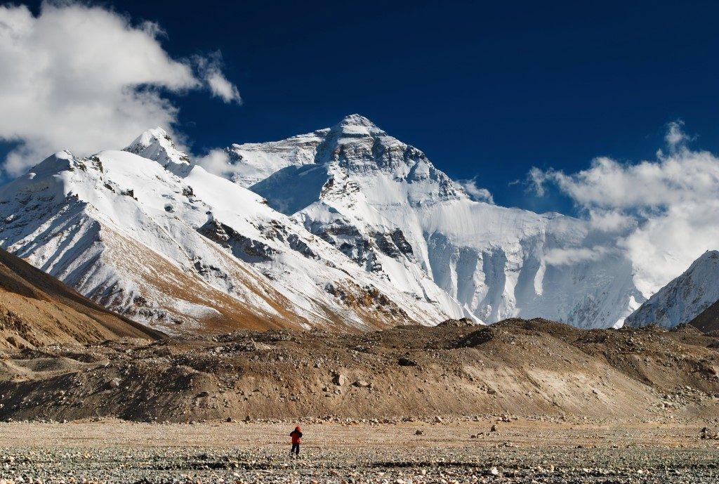 Wolfgang Fasching Mount Everest Bergsteigen Bergtour