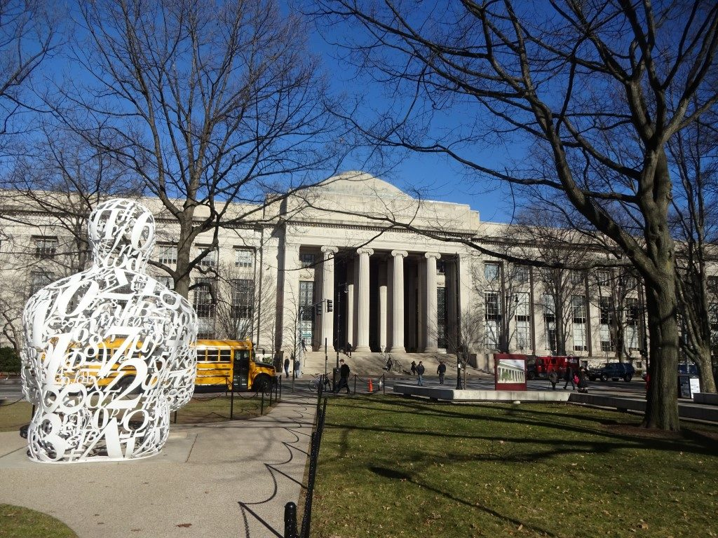 Massachusetts Institute of Technology MIT Cambridge Boston Massachusetts