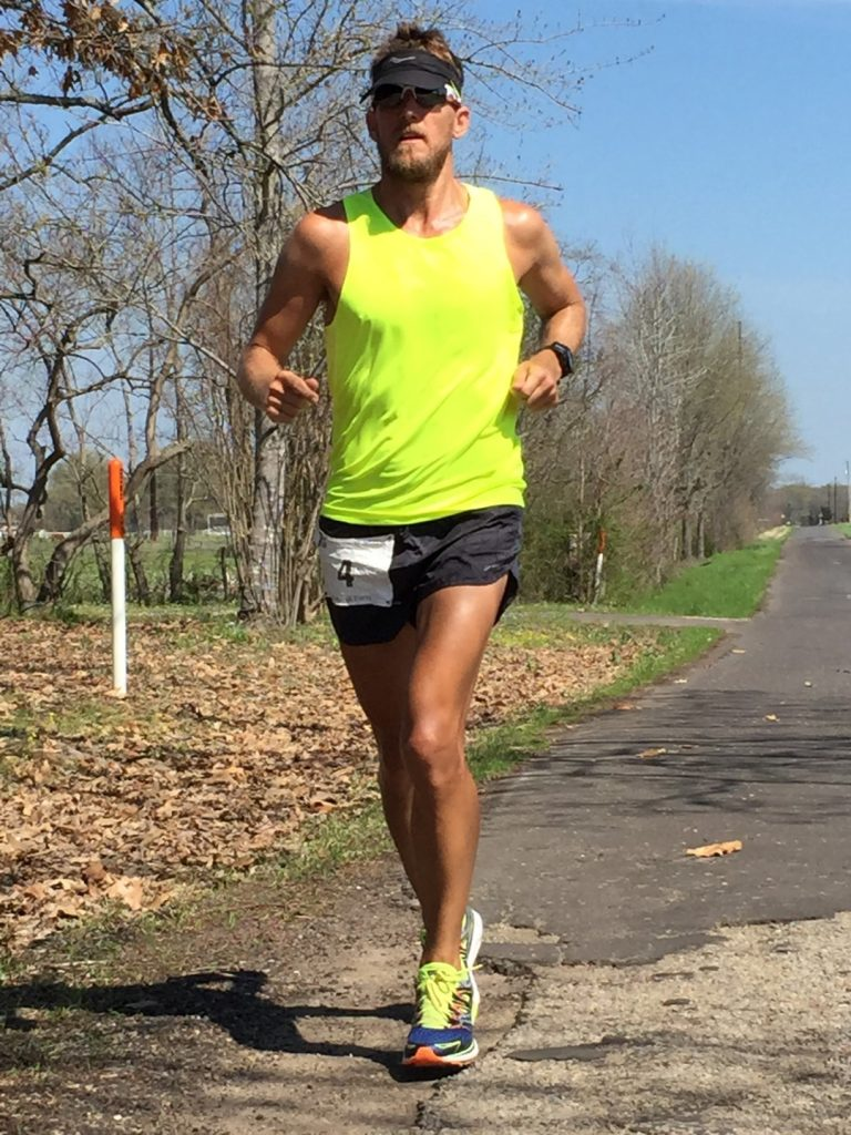 Bryce Carlson Marathon Run Across USA