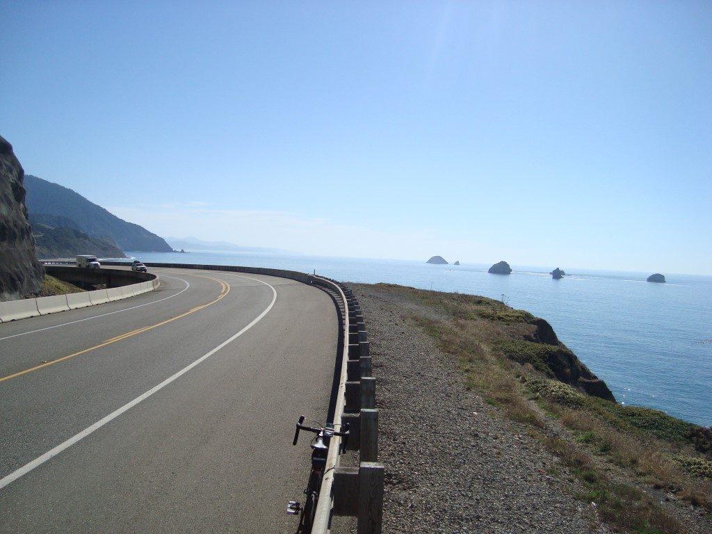 Highway 101 Oregon Küste Westküste traumhaft Kulisse