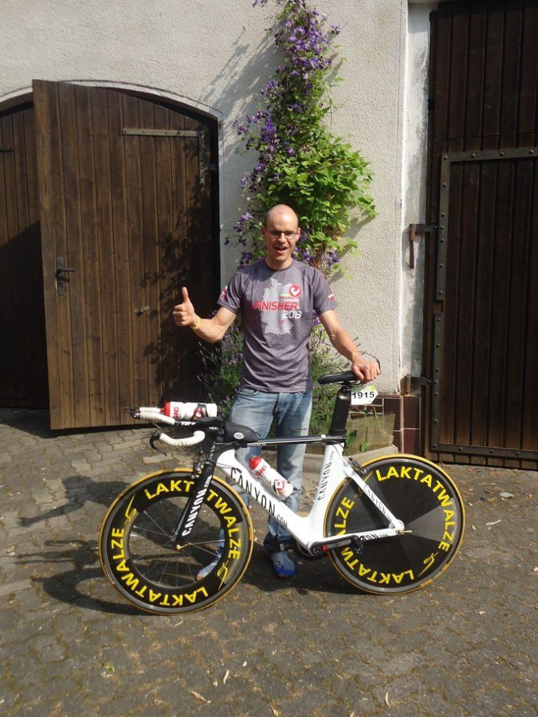 Challenge Roth 2013 Finisher Triathlon Langdistanz Ironman Debüt