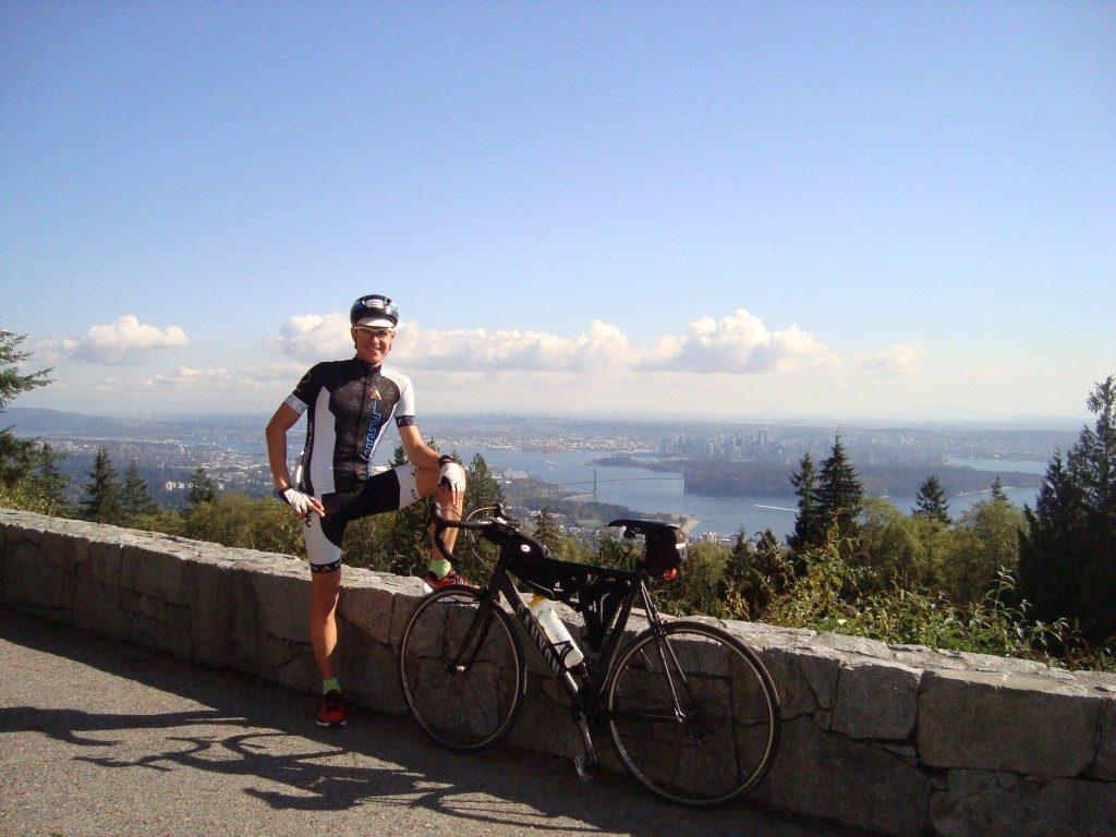 Mount Cypress Aussicht Aussichtspunkt Vancouver Kanada