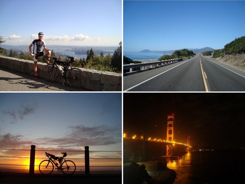 Radreise Fahrrad Westküste Kanada USA Vancouver San Francisco Higway 1 101