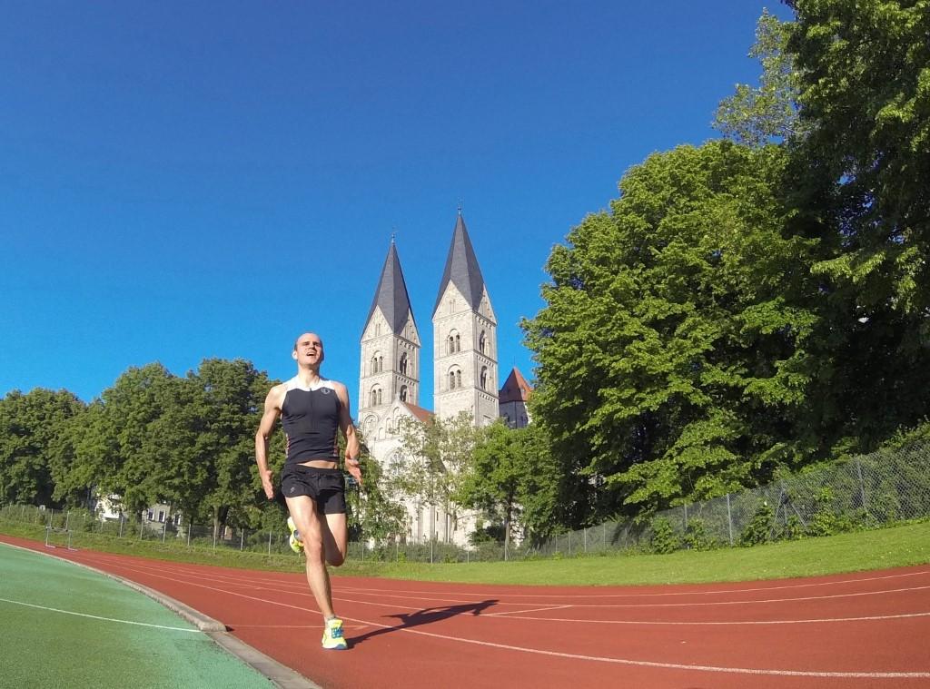 schnell entspannt Laufen Joggen Schrittfrequenz Trick