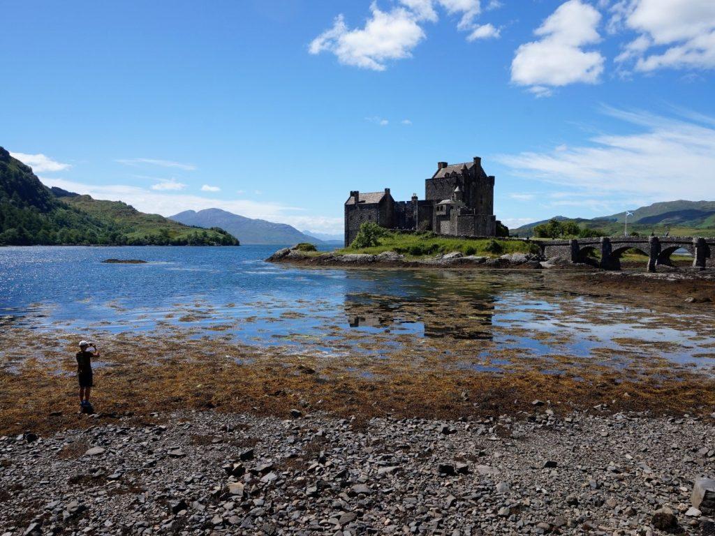Eilean Donan Castle Highlands Schottland