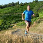 Florian Reus Weltmeister 24 Stunden Lauf Training