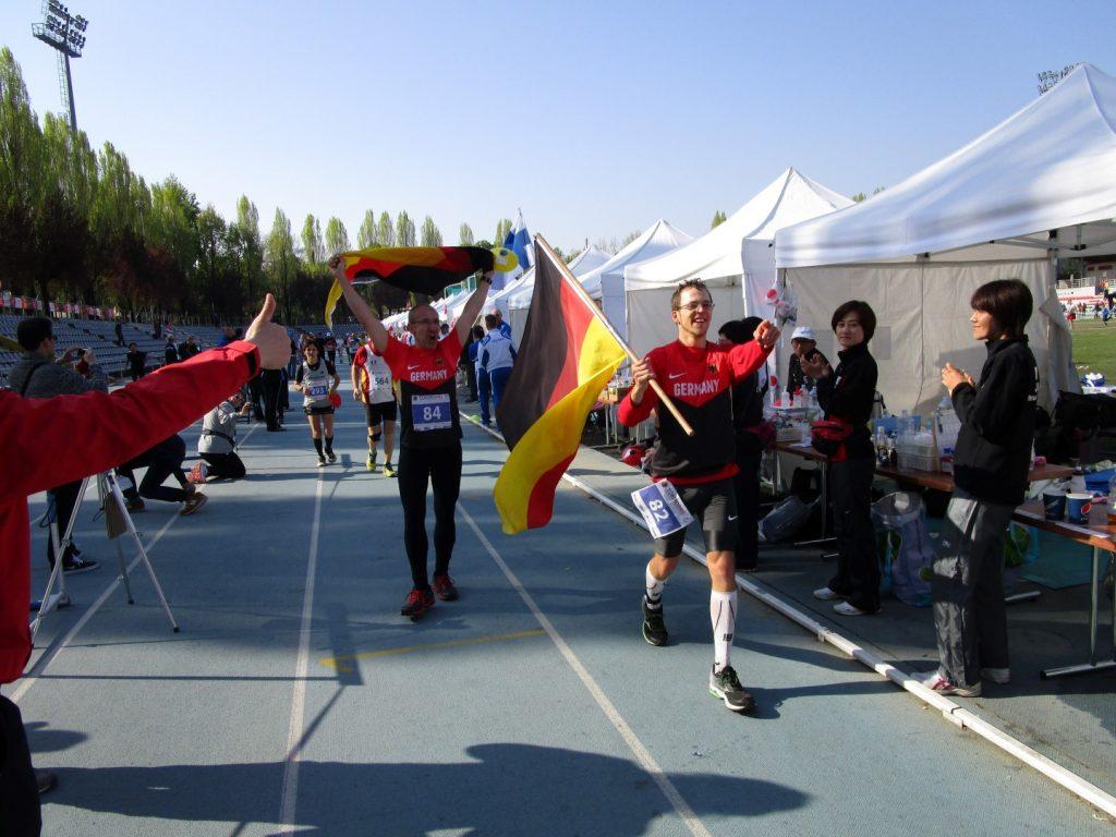 Florian Reus Weltmeister 24 Stunden Lauf Turin