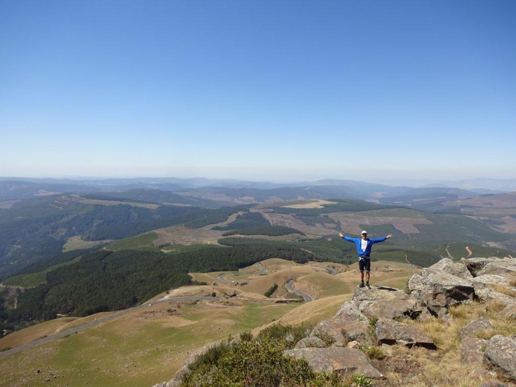Longtom Pass Südafrika
