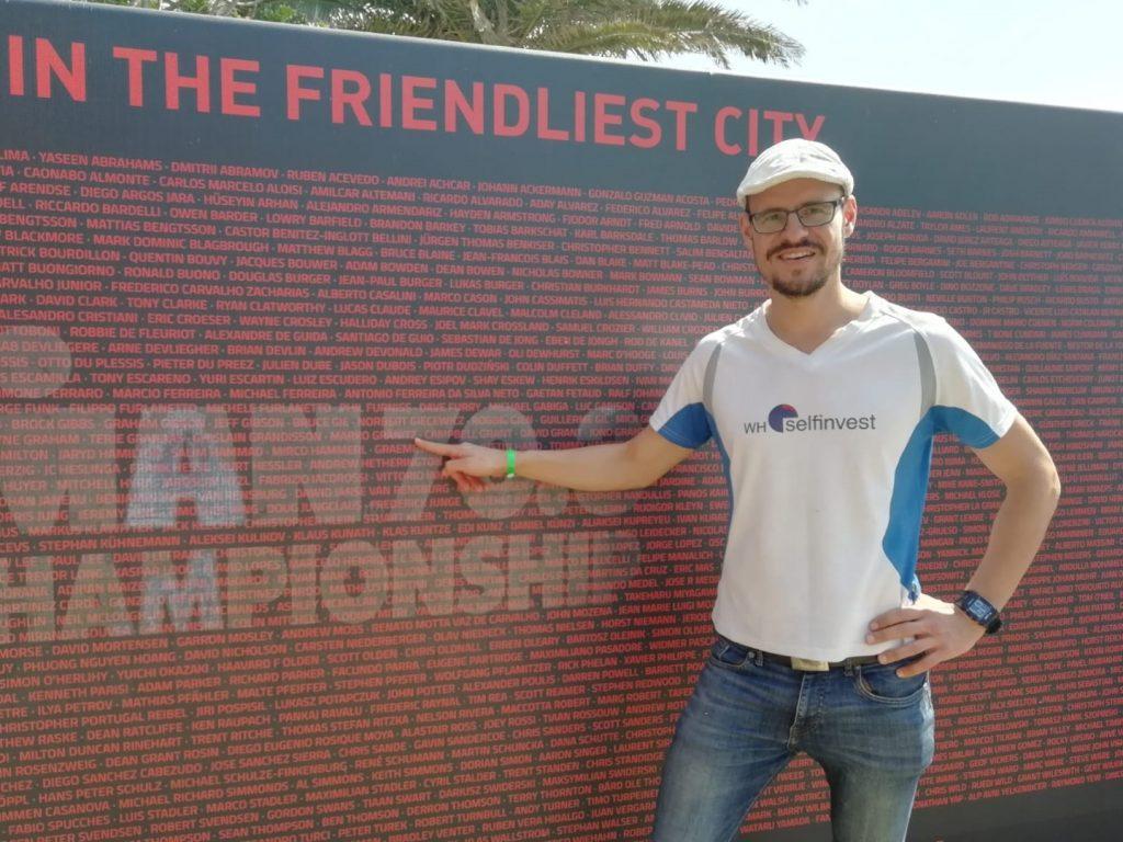 Starterliste Ironman 70.3 Port Elizabeth Südafrika
