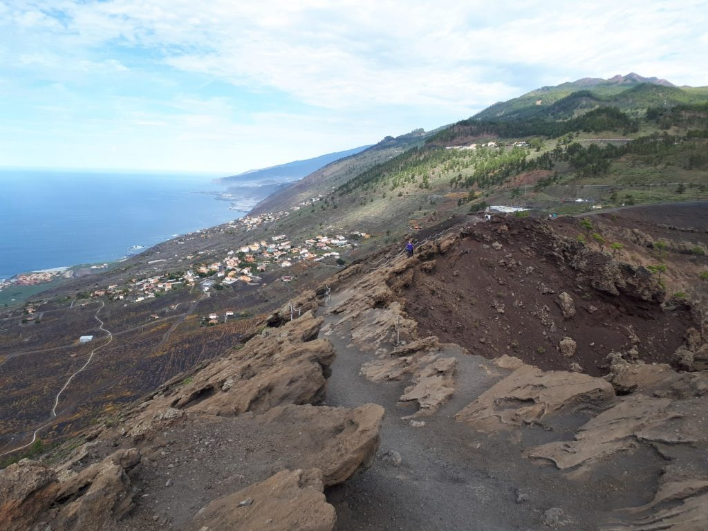 Vulkan San Antonio La Palma Kanaren