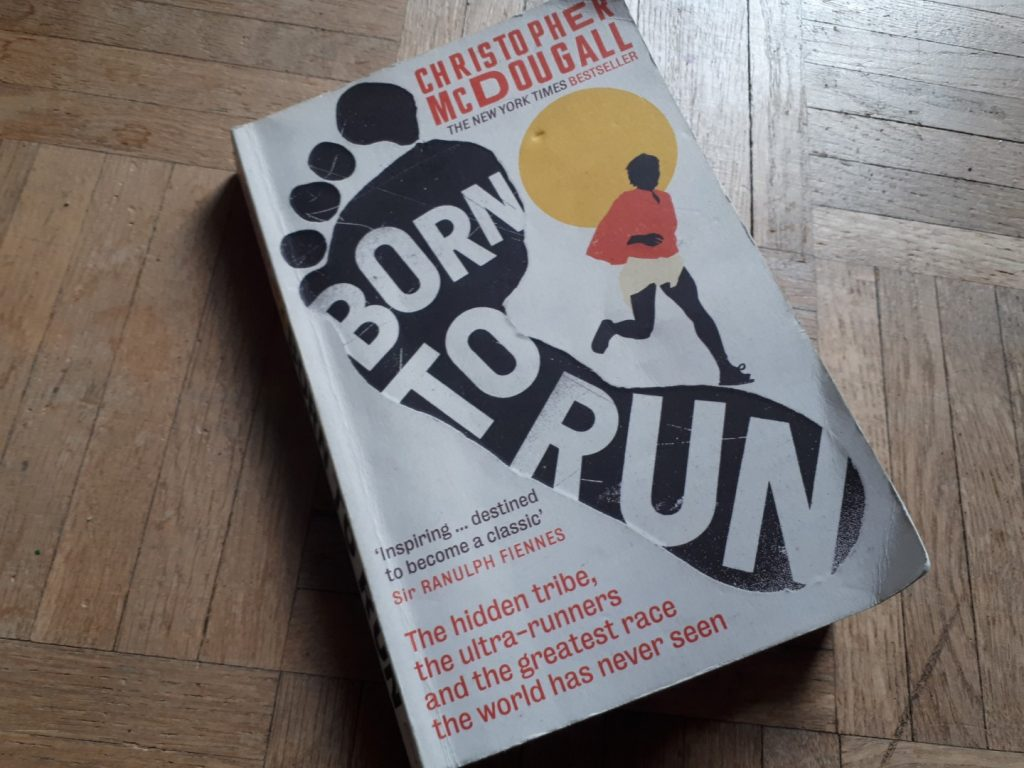 Buch Cover Born to Run