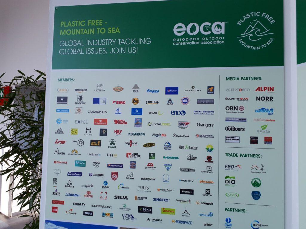 EOCA ISPO Nachhaltigkeit Plastik