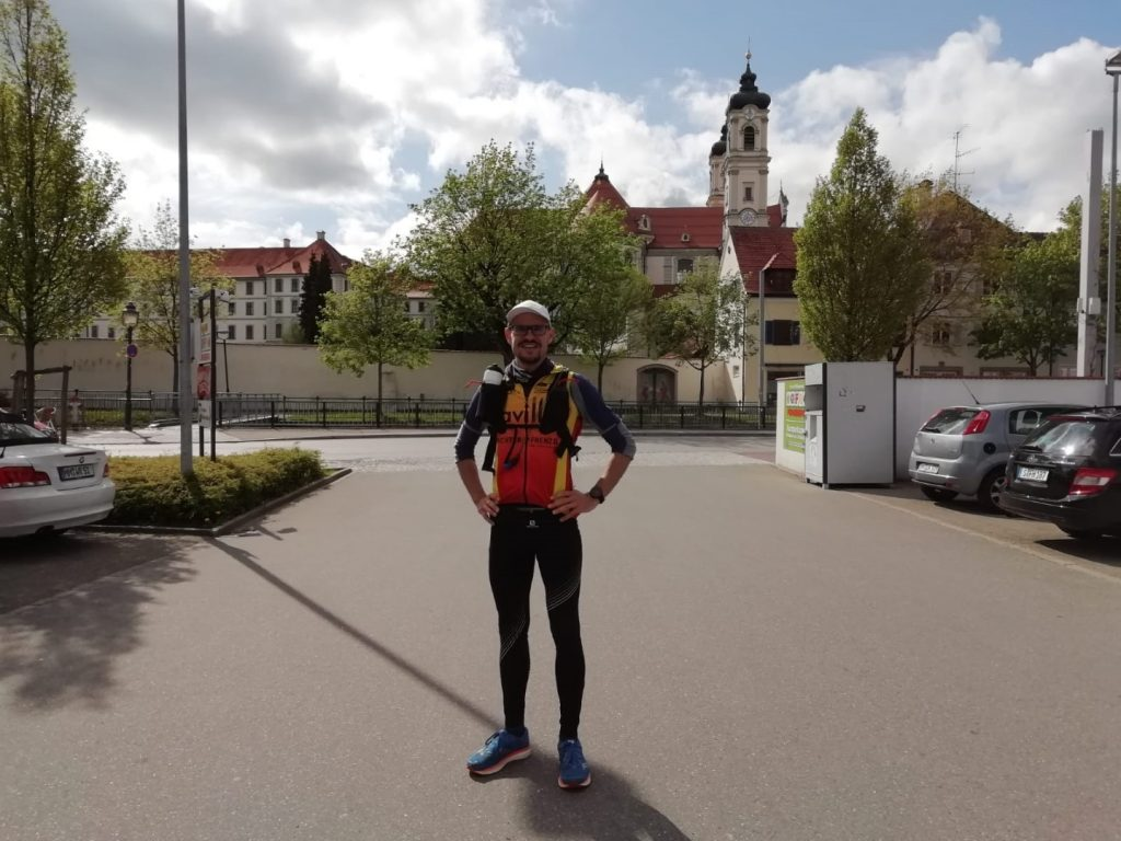 Marko Gränitz Ottobeuren Run Across Germany Deutschlandlauf