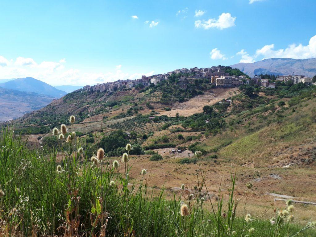 Parco delle Madonie Sizilien Italien