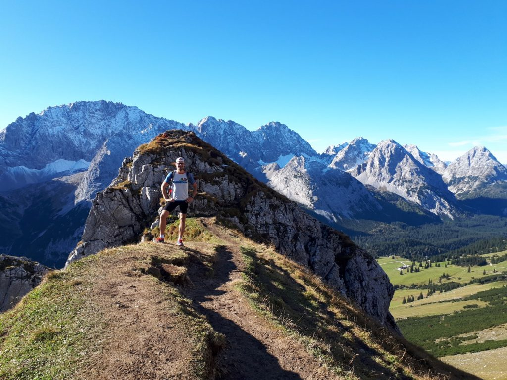 Gatterl Tour Zugspitze Alpen