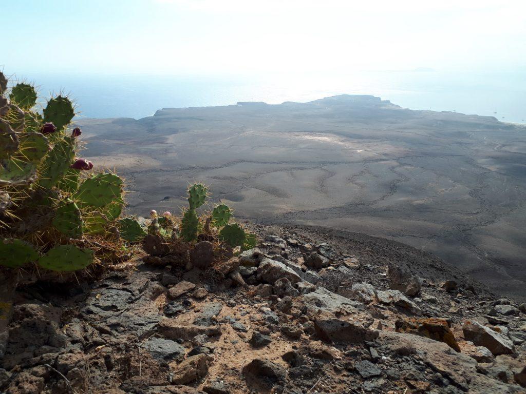 Aussicht Südspitze Lanzarote Kanaren