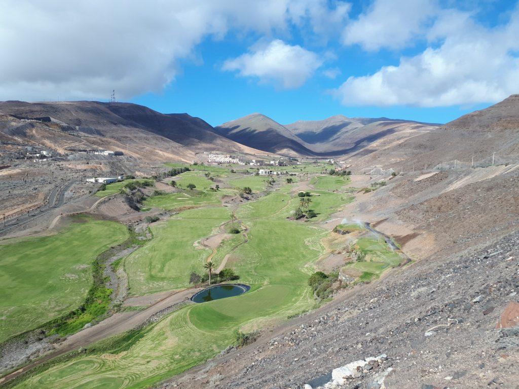 Golfplatz Jandia Fuerteventura Kanaren