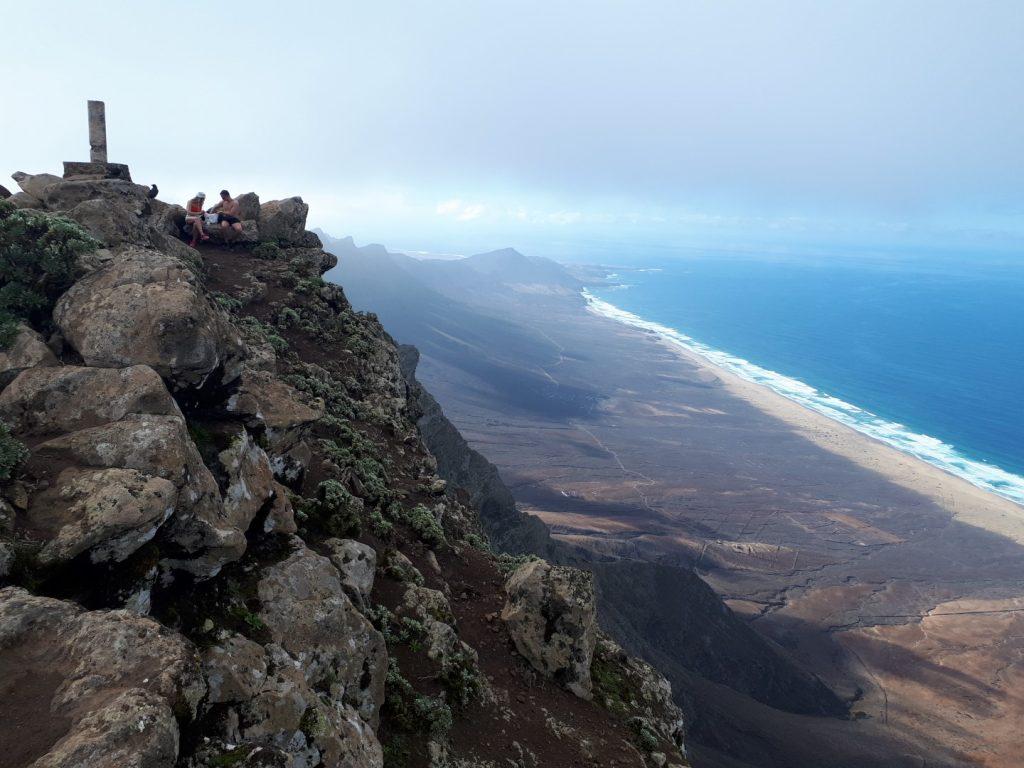 Pico de la Zarza Jandia Fuerteventura Kanaren