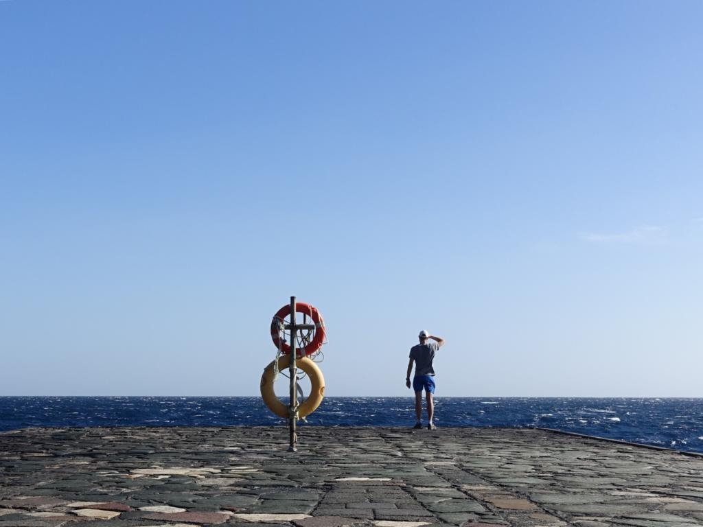 Muelle Orchilla El Hierro Kanaren